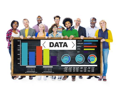 Group of Data Analytics Students